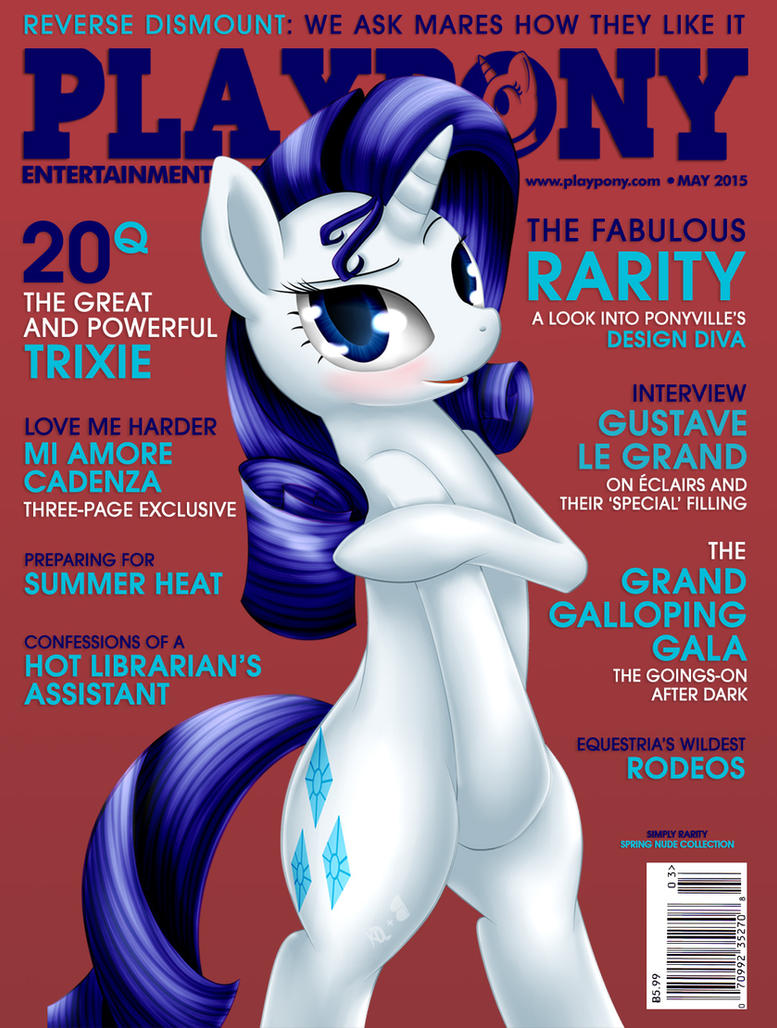 This Issue: Rarity by buckweiser