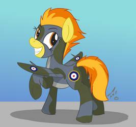 Spitfire by buckweiser