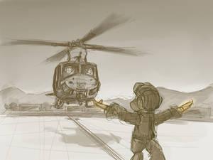 [Sketch] Landing Zone