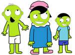 The Three PBS Friends