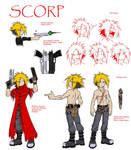 Scorp character sheet