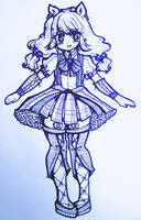 Frilly by panda--eggs