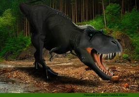 Stan The Tyrannosaurus Rex by JosefaValdiviaT-Rex