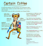 Kritzelkrieger Captain Coffee by Individumm