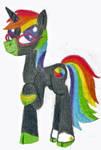 Pony OC: Super Nova