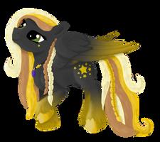 Star Seasons Pony OC Commission by Pawpr1nt