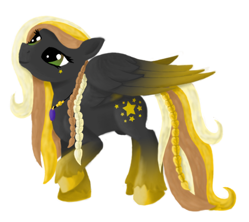 Star Seasons Pony OC Commission by Pawpr1nt