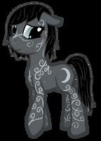 Pony OC Request Moondust by Pawpr1nt