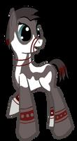 Pony OC Request Sorro by Pawpr1nt