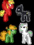 Apocolypse Ponies
