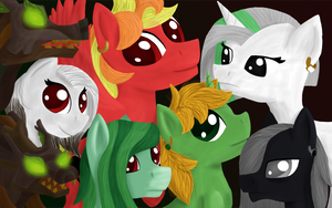 Group Picture by Pawpr1nt