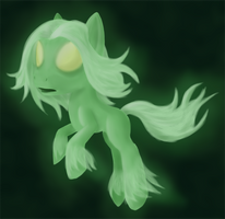 Reaper Pony by Pawpr1nt