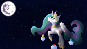 Celestia: I did what I had to... by Pawpr1nt