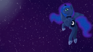 Luna Wallpaper by Pawpr1nt