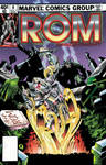 Michael Golden, ROM The Spaceknight 8