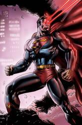 Superman by Stirlz