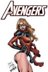 Ms Marvel by Stirlz