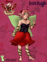 Rose Budgie (Teen)