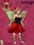 Rose Budgie (Teen) by BotC-Comic