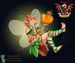 Puckering Pumpkin Pizzazz by BotC-Comic