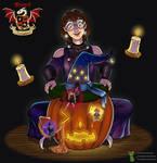 A Fairy Gourd Halloween by BotC-Comic