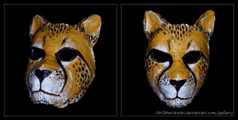 cheetah mask by obijohnkenobi on deviantart