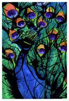 Peacock by ObiJohnKenobi