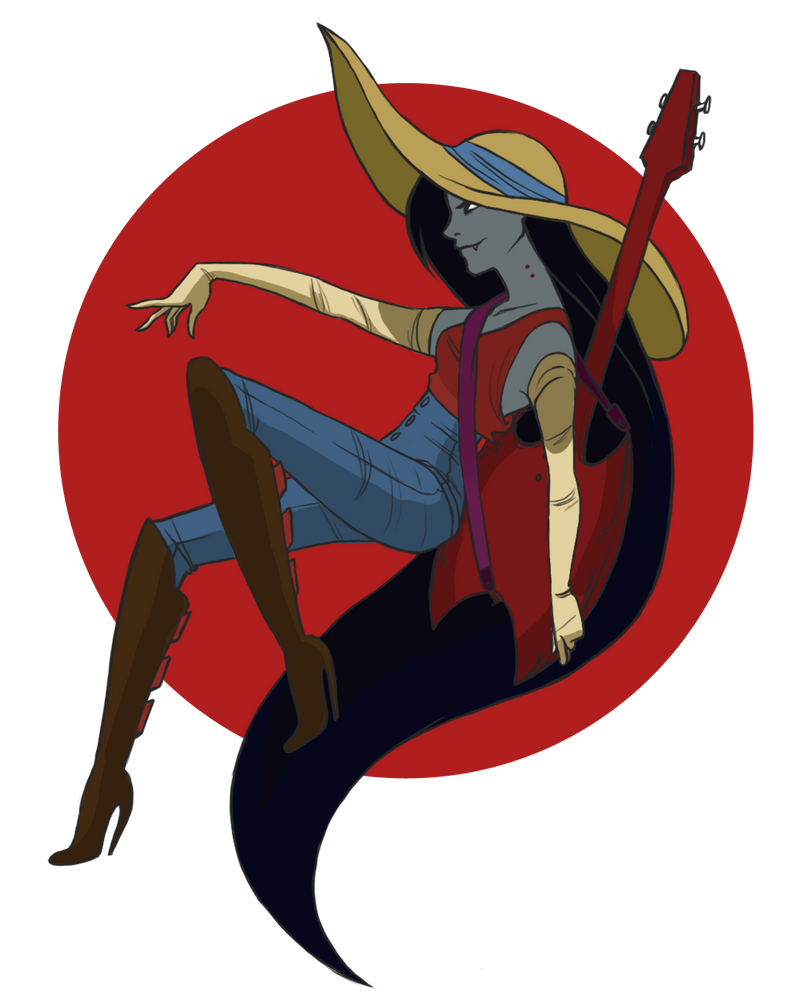 Marceline by Hootsweets