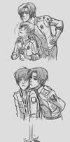 Couples Sketch Dump