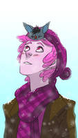 Baby, It's Cold Outside by Hootsweets