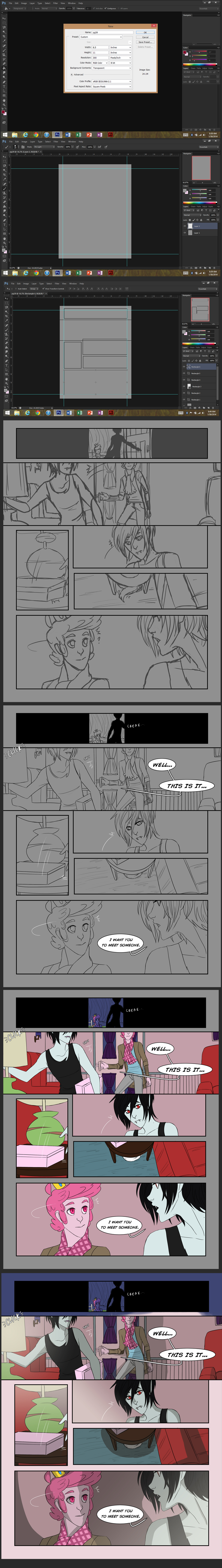 Page 39 Process by Hootsweets
