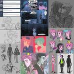 Tumblr Sketch Dump 3