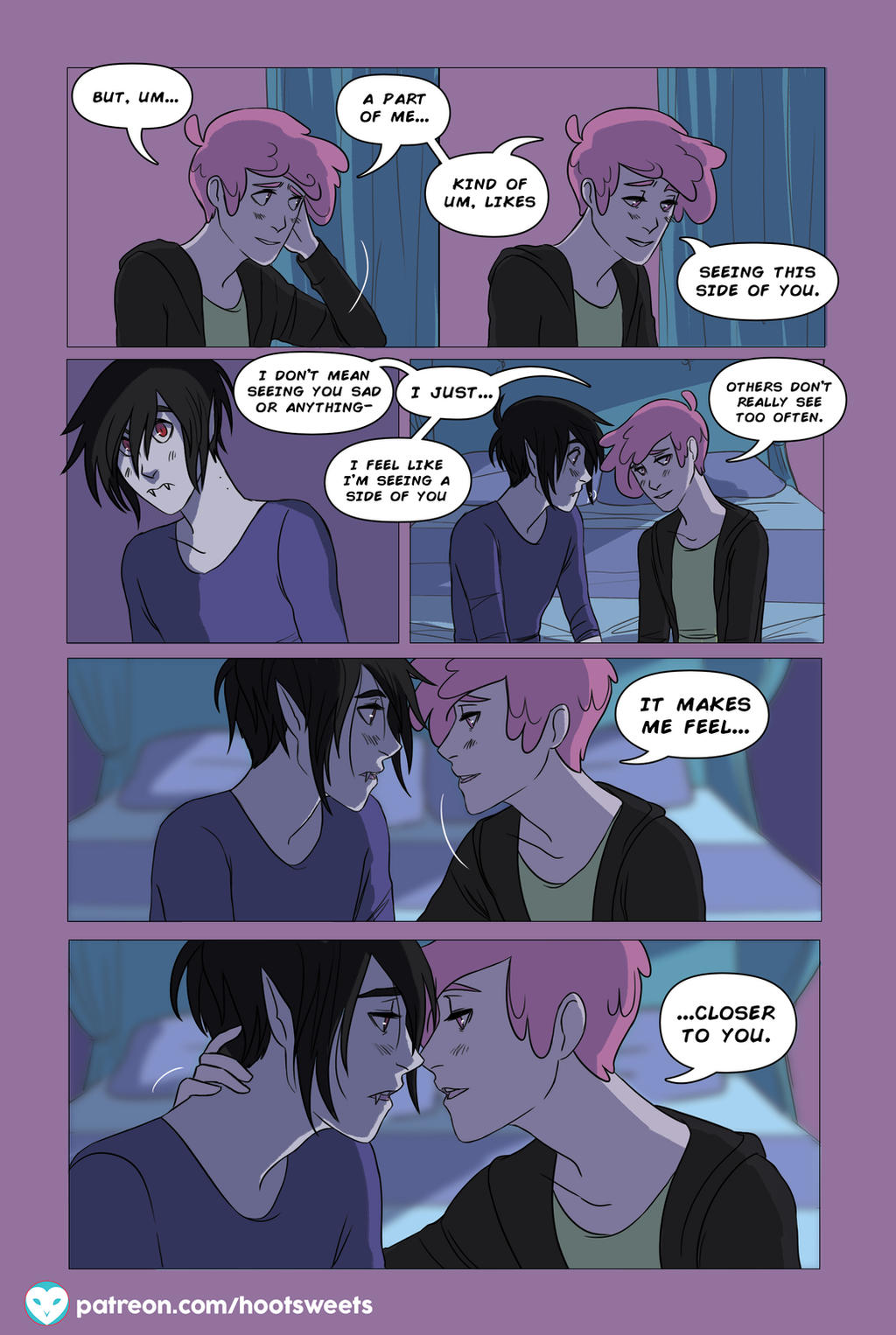 pg89 just your problem by hootsweets on deviantart