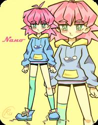 Nano by Ru-C
