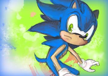 Yeah Sonic, Yeah! by Camshep