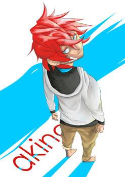 Akino by Camshep