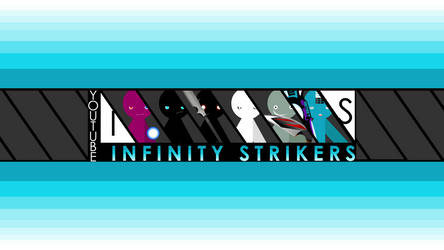Infinity Strikers: YouTube Banner