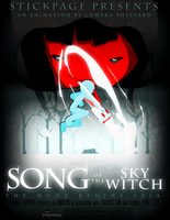 Song of the Sky Witch - Poster