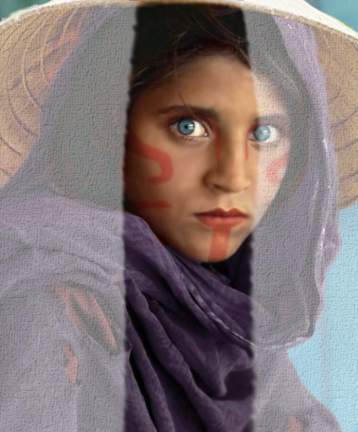 Real Avatar Girl: Katara Painted Lady By Jemnie On DeviantArt