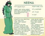 OC: Neena (Revamp)