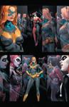 Batgirl and Harley Quinn in Heroes in Crisis 4 - 1