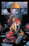 Batgirl and Harley Quinn in Heroes in Crisis 4 - 2