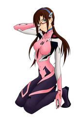 Mari Makinami 1 - Rebuild of Evangelion