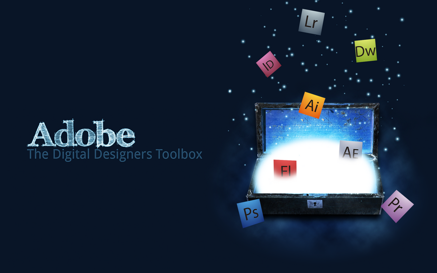 The Digital Designers Toolbox by LosingSarah