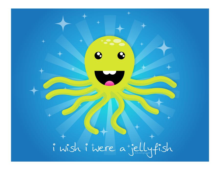 U Wish Jellyfish I Wish I Were a Jellyfish by