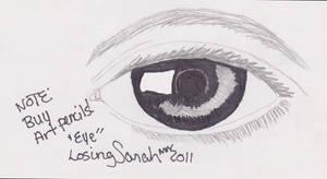 Eye LosingSarah by LosingSarah