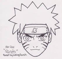 Naruto LosingSarah by LosingSarah