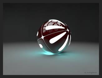 Armoured Ball by LosingSarah