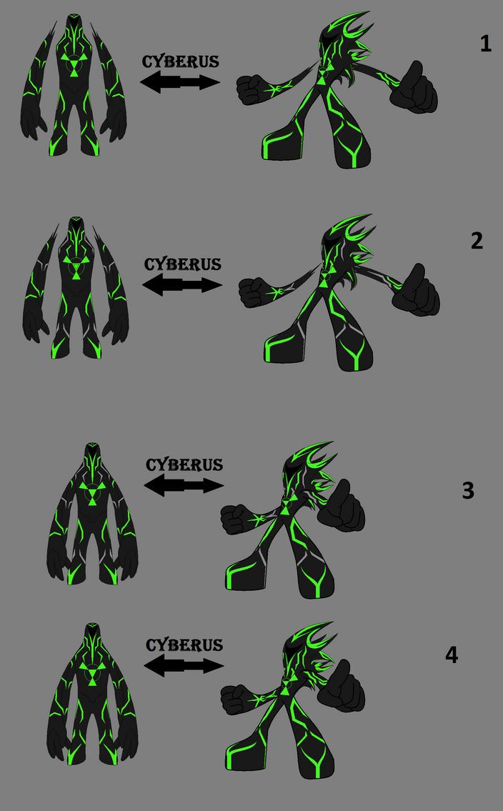 Cyberus Witch Form Is Better by Sonicfan200000