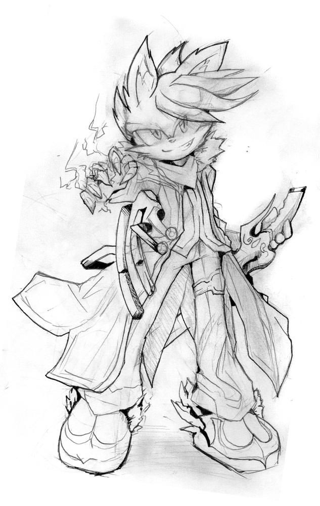 Mist the wolf by Sonicfan200000